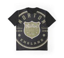 Norton vintage Motorcycles UK Graphic T-Shirt