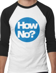 #IndyRef2 Men's Baseball ¾ T-Shirt