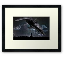 062416 Framed Print