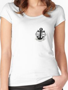 CS Anchor Women's Fitted Scoop T-Shirt