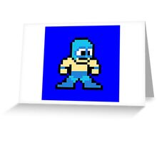 Lucha Man Greeting Card