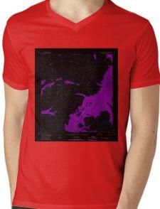 USGS TOPO Map Alaska AK Talkeetna Mountains C-5 359662 1950 63360 Inverted T-Shirt