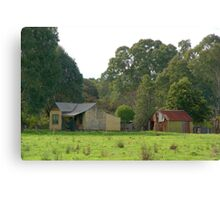 OLD HOUSE 2 Canvas Print