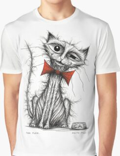 Purr purr Graphic T-Shirt