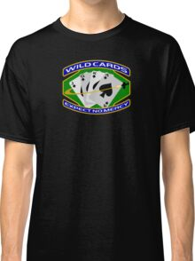 58th Squadron - 'Wildcards' Logo Classic T-Shirt