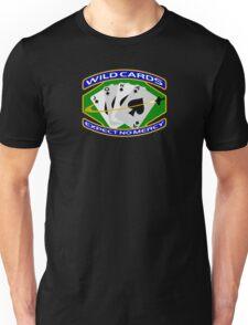 58th Squadron - 'Wildcards' Logo Unisex T-Shirt