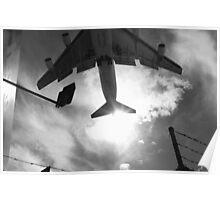 Big jet plane Poster