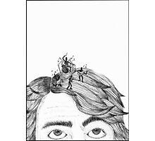 HeadBand Photographic Print