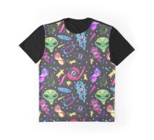 Aliens Are Us Graphic T-Shirt