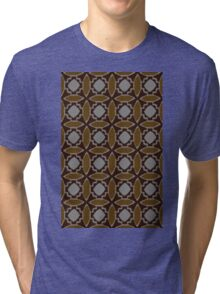 PATTERNATION| BROWN DAYZ | RB EXCLUSIVE Tri-blend T-Shirt