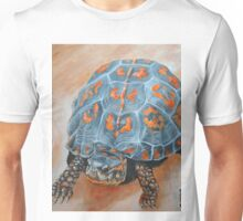 Box Turtle Taking A Walk Unisex T-Shirt