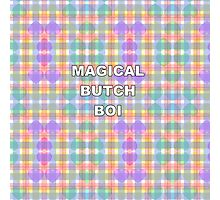 Magical Butch Boi Photographic Print
