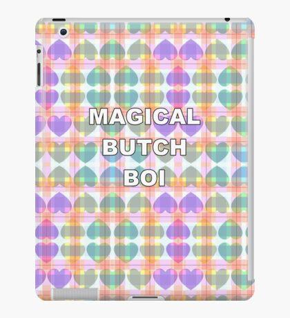 Magical Butch Boi iPad Case/Skin