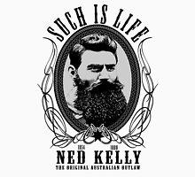 Ned Kelly - Original Outlaw Design Unisex T-Shirt