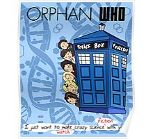 Orphan Who Poster