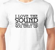 Ironic Sarcastic Quote Random Humor Joke Funny Unisex T-Shirt