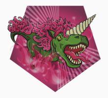 Mutant Zoo - Unicornus Rex T-Shirt