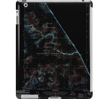 USGS TOPO Map Alaska AK Sumdum B-2 359370 2000 63360 Inverted iPad Case/Skin