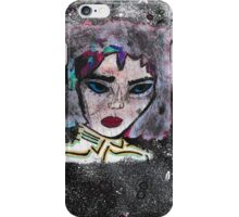 Space goddess iPhone Case/Skin