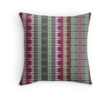 PATTERNATION| BROWN STRIPES | RB EXCLUSIVE Throw Pillow