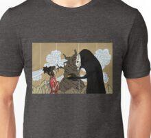 The Journey of Korra - Ghibli Crossover Unisex T-Shirt