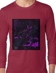 USGS TOPO Map Alaska AK Gulkana D-6 355838 1951 63360 Inverted T-Shirt