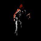 Commander Shepard - Dripping by RobsteinOne