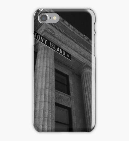 Stoney Island Arts Bank iPhone Case/Skin