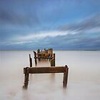 The Broken Jetty #2 by manateevoyager