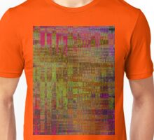 Static Signal Lost Unisex T-Shirt