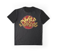 BILL AND TED - WYLD STALLYNS LOGO Graphic T-Shirt