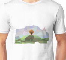 The Autumn Tree Unisex T-Shirt