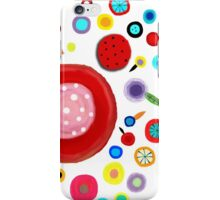 Rupydetequila whimsical Illustration 2016 iPhone Case/Skin