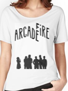 Arcade Fire  Women's Relaxed Fit T-Shirt