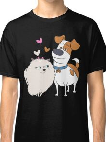 Max From The Secret Life of Pets Classic T-Shirt