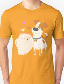 Max From The Secret Life of Pets Unisex T-Shirt