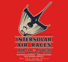 Intersolar Swordfish  by Crocktees
