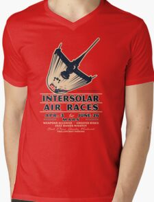 Intersolar Swordfish  Mens V-Neck T-Shirt
