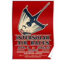 Intersolar Swordfish  Poster