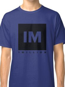 1 million dance studio shirt Classic T-Shirt
