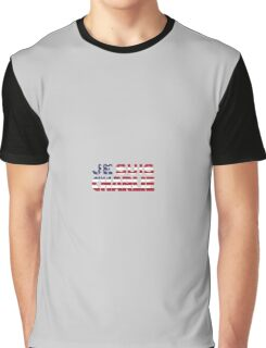 Je Suis Charlie - I am Charlie USA on Light Grey-Custom Color Graphic T-Shirt