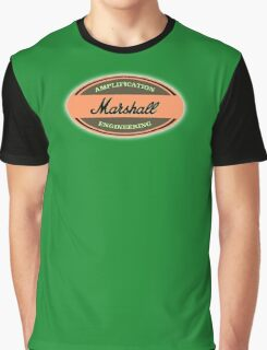 Vintage Marshall Amps Graphic T-Shirt