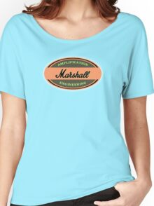 Vintage Marshall Amps Women's Relaxed Fit T-Shirt