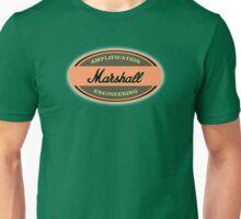 Vintage Marshall Amps Unisex T-Shirt