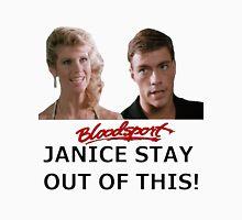 Bloodsport - Frank & Janice  Unisex T-Shirt