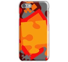 Jigsaw Jumble iPhone Case/Skin