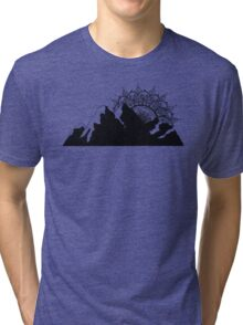 Mountain Mandala Tri-blend T-Shirt