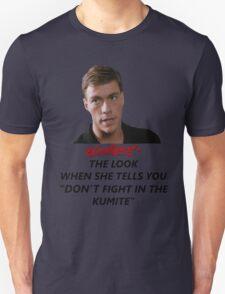 Bloodsport - Frank Dux Kumite  T-Shirt