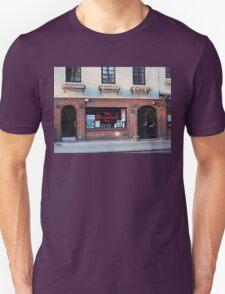 Stonewall Inn. Greenwich Village. Unisex T-Shirt