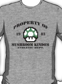 Mushroom Kingdom 1UP T-Shirt